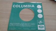 "original company sleeve for 7"" singles columbia miners make up"