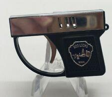 Vintage Japan Pistol Lighter Souvenir Soo Locks MICH
