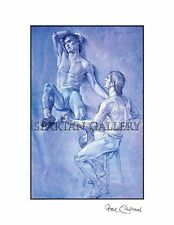 PAUL CADMUS NUDE MALE ART NAKED MAN FRIEND PRINT DANCER GAY INTEREST GIFT POSTER