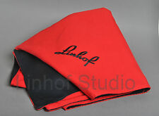 Linhof  Focusing Cloth / Dark Cloth  Red & Black