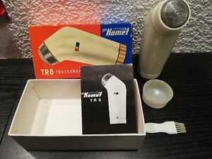 Komet TR8, Rasierapparat, ehem. DDR, 1970, batteriebetrieben, selten *Vintage*