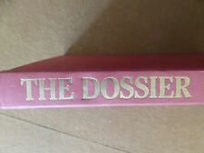 THE DOSSIER by Pierre Salinger and Leonard Gross - signed by Salinger