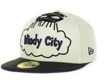 CHICAGO BULLS new NBA HARD WOOD CLASSICS SOUL CITY FITTED HAT CAP SIZE 7 1/2 $36