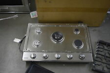 """Samsung NA30K6550TS 30"""" Stainless 5 Burner Gas Cooktop NOB #32671 CLW"""