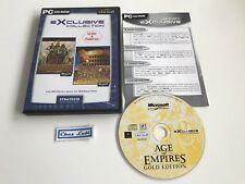 Age Of Empires + Expansion - PC - FR - Sans Notice