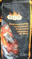 BBQ Grill Holzkohle 2,5 Kg Kohle Holzkohle *TOP QUALITÄT*