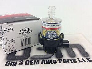 2003-2007 Ford F-250 F-350 V8 6.0L Diesel Air Filter Intake Indicator Gauge OEM