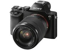 Cámara EVIL - Sony Alpha ILCE 7KB, Sensor de 24.3 MP, Full Frame,