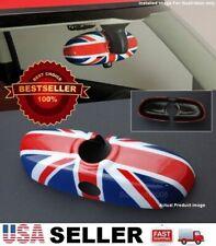 Union Jack UK Posteriore Vista Specchio Cover Cappello per Mini R55 R56 R57