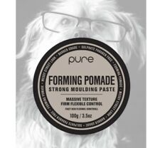 Pure By Juuce Forming POMADE Strong Moulding Paste 100gm x 2 (Duo Pack)