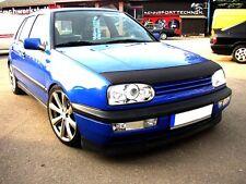 VW Golf MK3 3 Bra Bonnet Hood Front End Cover Protector Mask GTI 16V VR6
