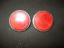 1975 RS100 REAR REFLECTORS YAMAHA RS RD DT 100 125 250 350 449-85131-02-00