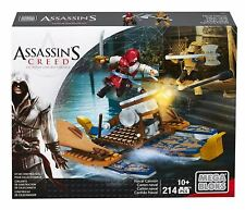 Mega Bloks CNG11 Assassin's Creed Naval Cannon Building Set