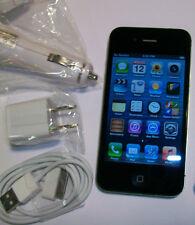 GOOD!!! Apple iPhone 4 Black 32GB WIFI CDMA MC678LL/A VERIZON Smartphone A1349
