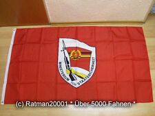 Fahnen Flagge DDR Staatssicherheit - 90 x 150 cm