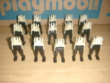 Playmobil Piernas, Soldados, Medievales negras