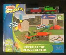 """Thomas & Friends Adventures """"Percy at the Rescue Center"""" Set Brand New"""