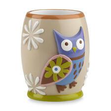 Essential Home Owl Bathroom Tumbler