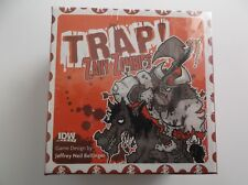Trap! Zany Zombies Card/Dice Game New NIB IDW
