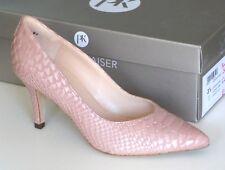 Peter Kaiser Womens Elektra Powder Snake, High Heel Court UK Size 3.5