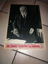 UN UOMO CONTRO LA MORTE ,E.G. ROBINSON FOTOBUSTA