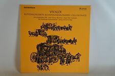 Vivaldi, Flötenkonzerte - Mandolinenkonzert - Cellosonate Helmut Reger Vinyl(5)