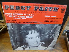 Percy Faith : pain amour et fantaisie -  gros lot -  philips 429.402 BE