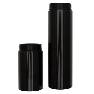 1D, 2D, Battery Extension Tube for Maglite Flashlight Body.