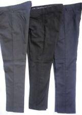 Pantalons noir sans marque pour garçon de 2 à 16 ans