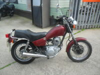 YAMAHA SR 125 CUSTOM,NOW GONE,PLEASE SEE WEBSITE FOR MORE BIKES