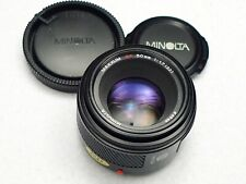 Minolta Maxxum/Sony A AF 50mm f/1.7 AF Lenses -- sold individually -- TESTED
