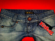 KILLAH by SIXTY JEANS HÜFTJEANS BLUE DENIM W28 L32 NEU mit ETIKETT !!! TOP !!!