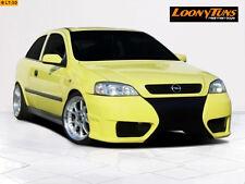 F-Style Stoßstange vorn Spoiler Opel Astra G