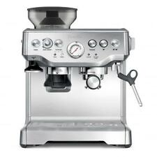 Breville BES870 Espresso Barista Coffee Machine Maker Grind dose and extract 2L