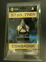 Star Trek The Experience Star Trek: TNG Chirping Combadge -new