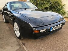 1988 PORSCHE 944 COUPE MANUAL, LOW MILES, FULL HISTORY, NICE EXAMPLE