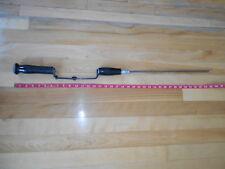 Vintage Ice Fishing Rod?, Metal/Wood     Super  Nice  Rods Reels n deals