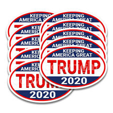 Trump 2020 Bumper Stickers Keeping American Great Decals 3