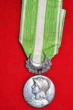 W6) Médaille militaire coloniale de la campagne du MAROC FRENCH Medal