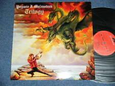 YNGWIE MALMSTEEN Japan 1986 NM LP TRILOGY