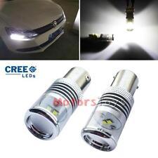 Error Free HID White CREE LED Bulbs for MK6 Volkswagen Jetta Daytime DRL Lights