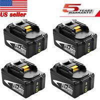 For Makita Battery 18V 6.0AH LXT400 BL1830B BL1840B BL1850B BL1860B Fuel Gauge