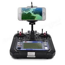 Tablet Cell Phone Transmitter Support Holder Mount Bracket for Flysky FS-I6