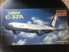 1/144 Boeing C32A/ Boeing757 With Iron Maiden Decals