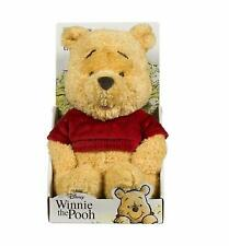 "NEW 10"" DISNEY WINNIE THE POOH BOXED PLUSH SOFT TOY"