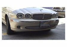 Jaguar X-Type Direct Bolt on Lower Bumper Mesh Grille Chrome or Black 2001-2007