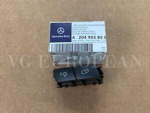 Mercedes Benz Genuine Front Right Pass. Door Lock Control Switch 20490585029107