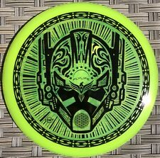 Pearly Champion Orc With Les White Print 173 g Innova Disc Golf OOP Rare