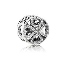 """Pandora Charm 791808CZ """"Blüten der Liebe"""""""
