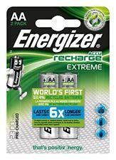 E300624500 ENERGIZER ACCU Recharge Extreme 2300 AA Bp2 Nichel-metallo idruro 230